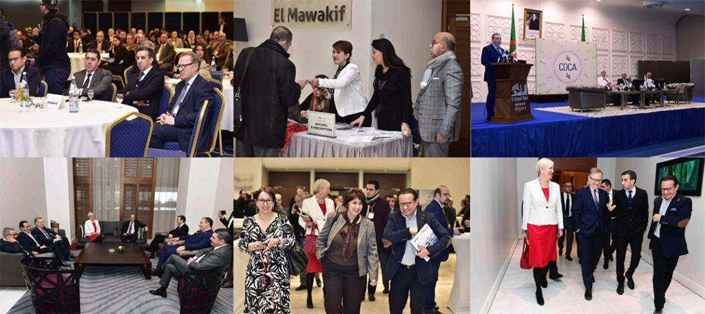 Forum Algéro-Canadien | Partenariat & Exportations 