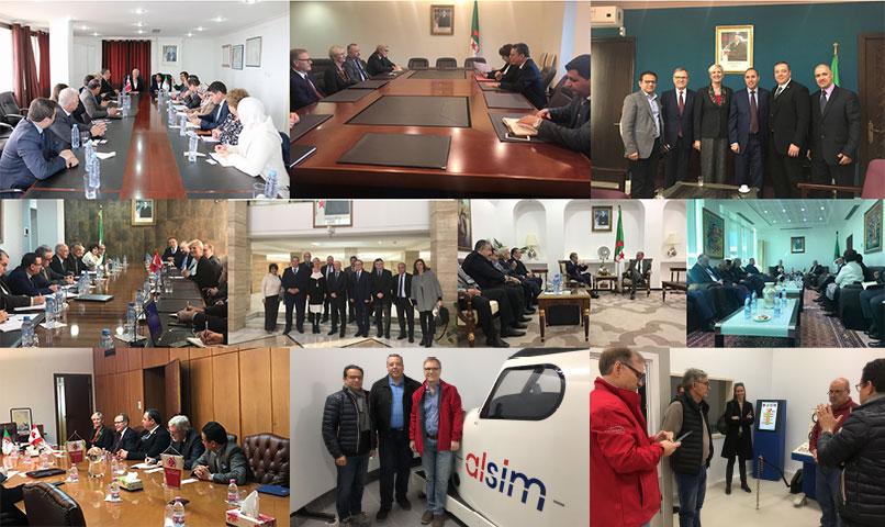Mission économique en Algérie du 17 au 21 février