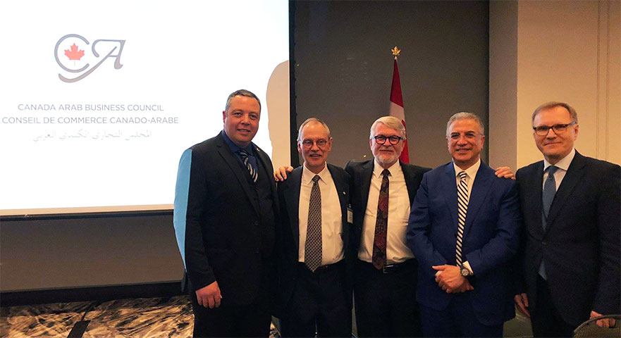 Forum annuel du Canada Arab Business Council​