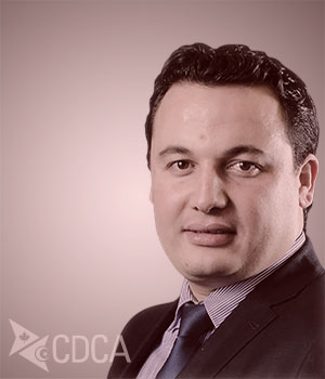 Ghani Kolli nouveau vice-président du CDCA