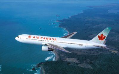Air Canada remplace Air Canada Rouge sur la ligne Alger-Montréal