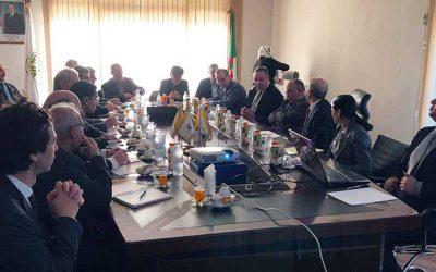 Les canadiens s'intéressent au secteur minier Algérien