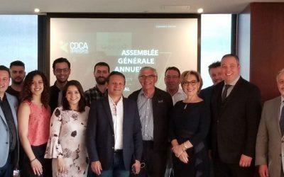 Assemblée générale annuelle (AGA) 2019