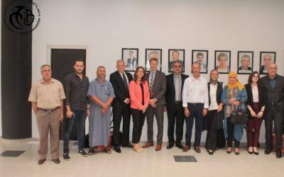 Contribution à la sécurité alimentaire par le développement d'agents mycorhiziens endémiques en Algérie