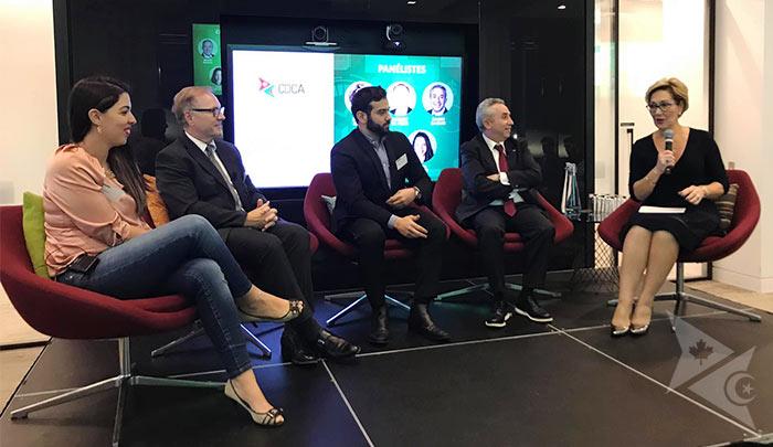 PANEL : Le renouveau économique de l'Algérie et le rôle de sa diaspora au Canada