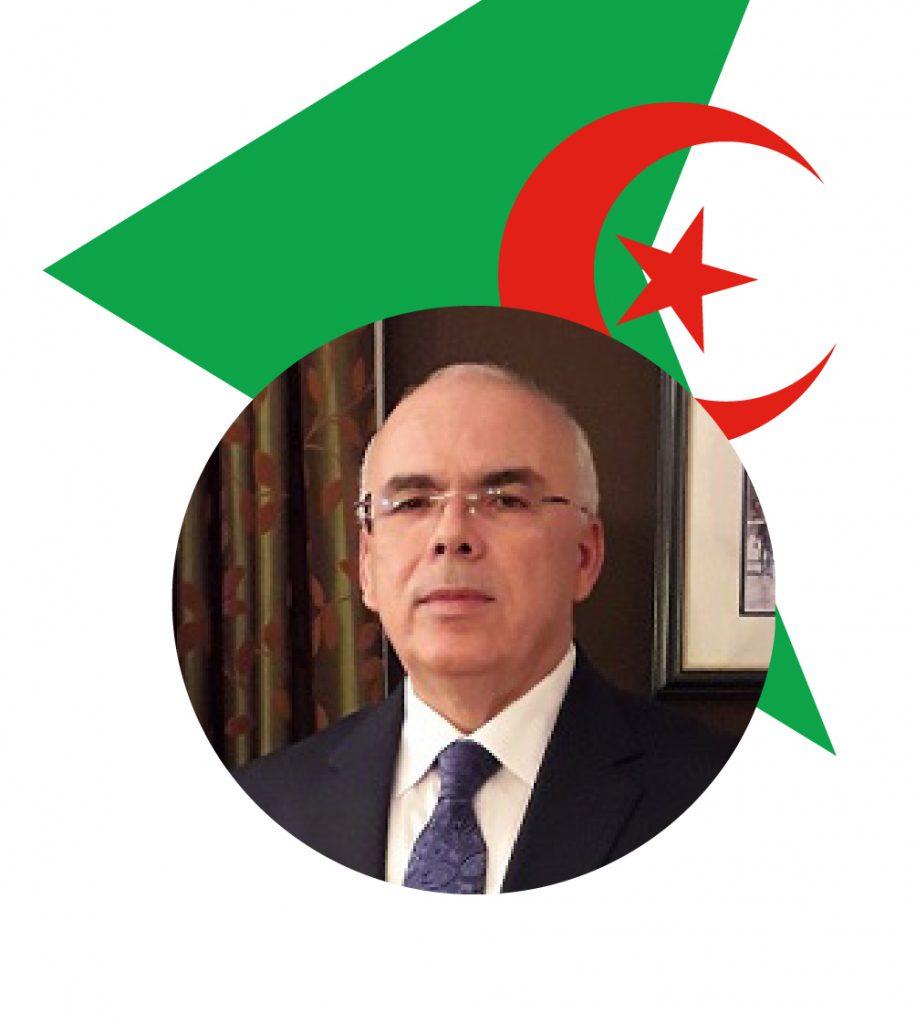 L'Ambassadeur d'Algérie au Canada rejoint le CDCA en tant que membre honoraire